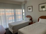 Furnished 2 bedroom + secure parking in Darling One
