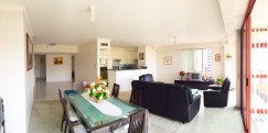 One of the biggest three bedroom apartment in City, your home is here